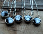 Birth moon phase necklace,Moon pendant,Custom moon phase necklace,Moon pendant,Personalized moon necklace,Planet necklace,,anniversary gift