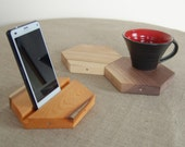 Mobile / Smartphone / Ipad / Tablet STAND & COASTER / magnets / modern functional design / Christmas gift /  SALE !!