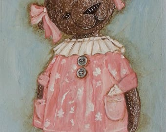Vintage bear 2