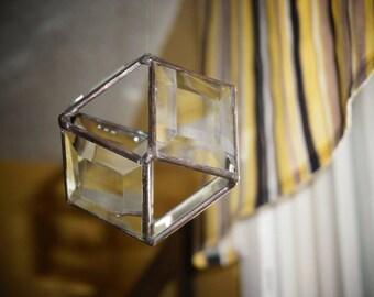 Floating Glass Suncatcher