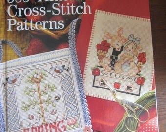 555 Timeless Cross_Stitch Patterns