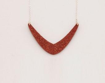 Necklace GLITTER Copper