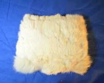 Vintage Rabbit Fur Muff