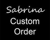 Custom Order Necronomicon