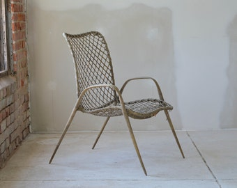 Troy Sunshade Company Resin String Chair