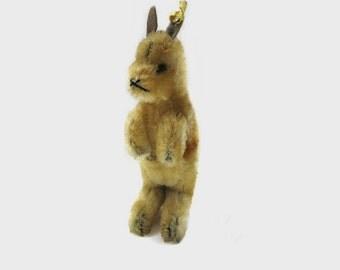 Steiff  Kangoroo Kangoo // Vintage Toy Germany // 1960s