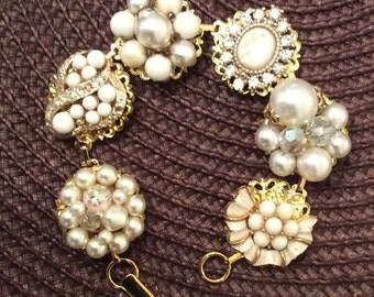 Elegant Vintage Vintage Earring Bracelet