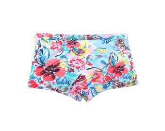 Floral Dream Baby Boy Swimwear Swimsuit for Baby Bathing Clothes