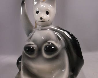 Boxing Kangaroo Keeper Fine Ent 1956 From Hollywood Caddy Ceramic.epsteam