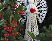 Tree Topper Angel Figurine - Felicia