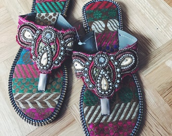 Indian ethnic sandals size 38