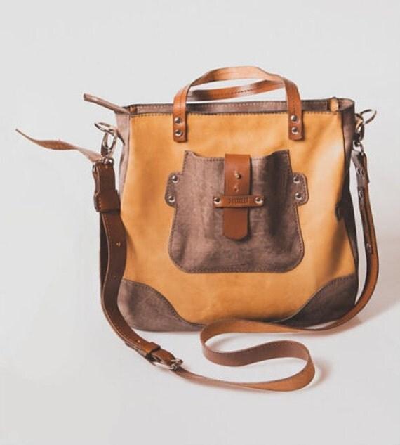 Small Bag, handmade leather bag, cross body messenger bag