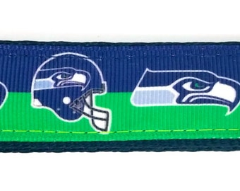 Seattle Seahawks Keychain