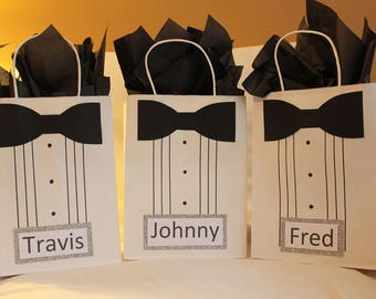 Groomsmen Giftbag- Set of 9