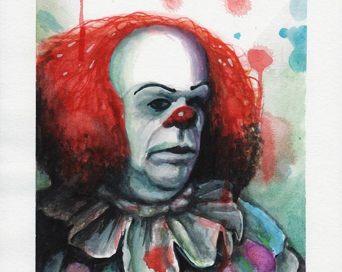We all float - Pennywise the Clown - Stephen King - It