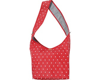 Stroller bag of MARIE stars red