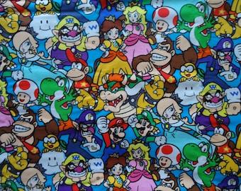 Custom Made Pantyliner - Super Mario Brothers