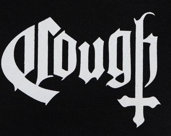 Cough (band) patch