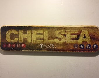 Chelsea - 4x15 in.