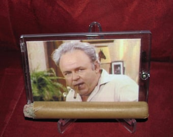 """All in the Family """"Archies Cigar Display"""" Brand New..inspired by....."""