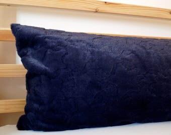 Cuddly pillow Star Blue