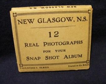 Lot 12 New Glasgow, Nova Scotia Photographs, Valentines Series, Nova Scotian, Nova Scotia, Canadian Photos, Glasgow NS, Old Photographs