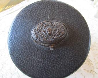 PRICE REDUCED:  Antique Victorian Cuff & Collar Box
