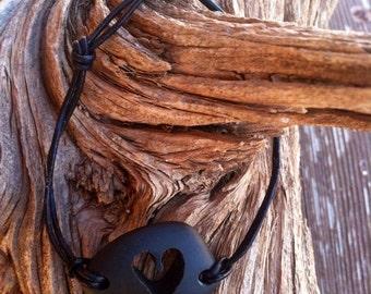 Heart Stone Bracelet