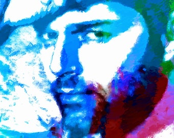 RICKY MARTIN CAPTIVATOR - Print ***Instant Digital Download***
