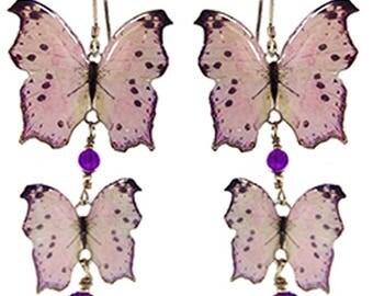 Orecchini farfalle 23