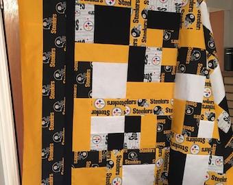 Quilt/Lap Quilt/Steelers Quilt/Chargers Quilt/NFL Quilt