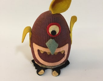1958 Purple People Eater Sock Monster Sheb Wooley