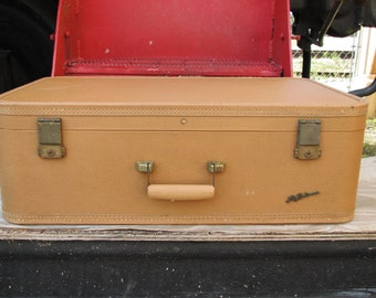 Vintage Lady Baltimore Suitcase