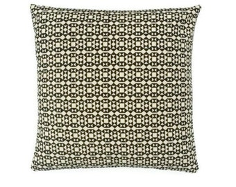 "Facets by Alexander Girard  - Maharam - Mid-century Modern design decor pillow 17"" x 17"" feather/down insert included"