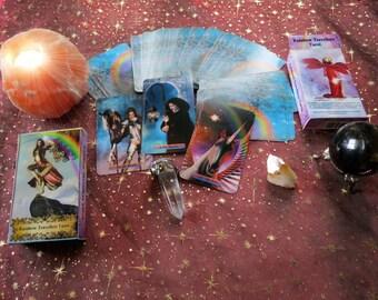 Rainbow Travellers Tarot