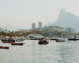 Rio de Janiero, Brazil Photo    Fine Art Photography