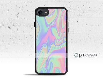 Trippy Tie Dye Case Cover for Apple iPod Touch & iPhone 4/4s/5/5s/5c/6/6s/7/Plus/SE