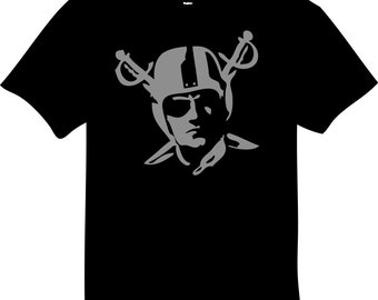 Mr. Raider t-shirt
