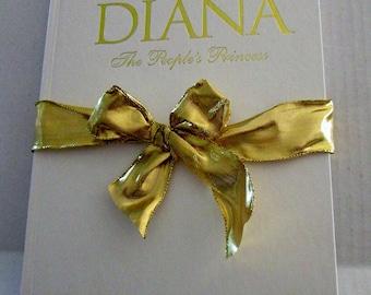 Princess Diana vintage book