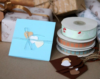 Free  Gift Wrapping & Personal Message Card- Special Gift Wrapping-Gift Wrapping- Gift card