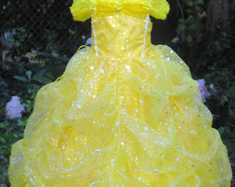 Beauty and the Beast Princess Belle