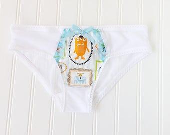 Little monster panty, underwear, ddlg