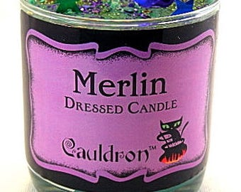 Merlin Scented Jar Candle