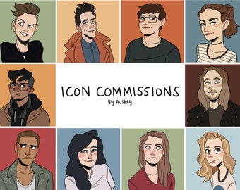 icon commissions!
