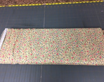no. 314 CH Country Floral Fabric by the yard