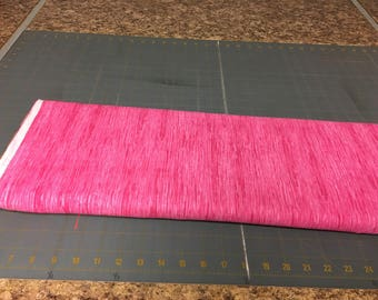 no. 13 Pink colorwave Fabric by the yard