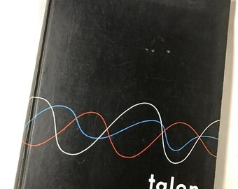 Vintage Yearbook - American University 1964 Talon