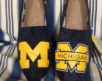 University of Michigan Toms
