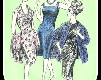 The Haslam System Of Dressmaking - Book Of Draftings #41 - Includes Styles For The Fuller Figure - Spring - Summer - Autumn -And Winter