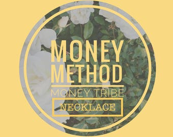 MONEY TRIBE NECKLACE *gold filled*